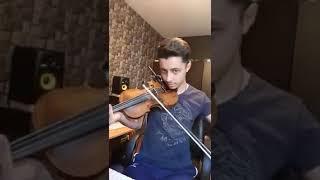اجمل واروع عزف على كمان 🎻 حزين