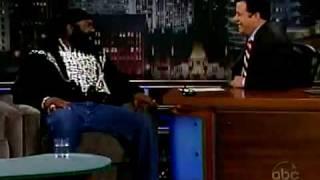 Kimbo Slice on Jimmy Kimmel