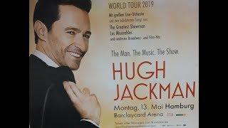 HUGH JACKMAN - The Man. The Music. The Show. World Tour 2019 (13.05.2019, in Hamburg)