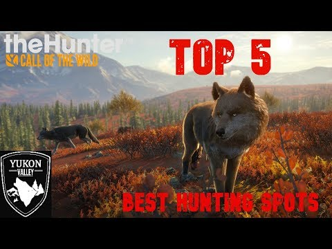 TOP 5 YUKON VALLEY HUNTING SPOTS (The Hunter Call Of The Wild)Yukon Valley Giveaway Look In Comments
