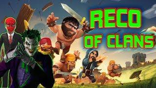 Recep İvedik, Örümcek Çocuk ve Joker Clash Of Clans Oynuyor-Çizgi Film Gibi