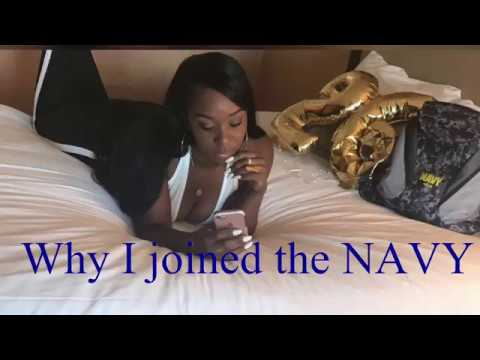 Why I joined the NAVY Reserve I 2017