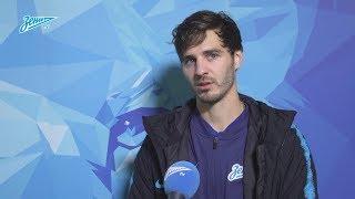 Александр Ерохин на «Зенит-ТВ»: «Второй гол получился очень эмоциональным для всей команды»