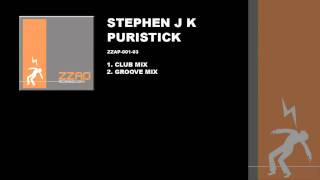 Stephen JK - Puristick