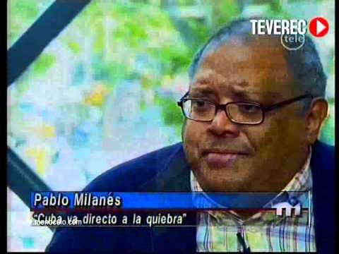 Pablo Milanes Joaquin Sabina Opinion sobre Cuba TV Nota Uruguay 2011 TEVEREC