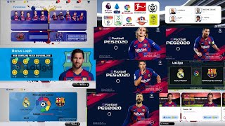 Fc barcelona patch pes 2020 mobile by ...