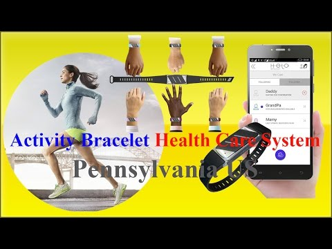 Activity Bracelet Health Care System Pennsylvania US