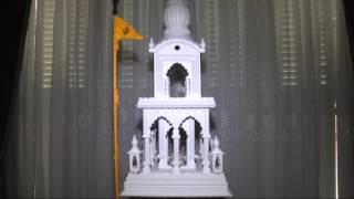 GURUDWARA MODEL BY MALHI