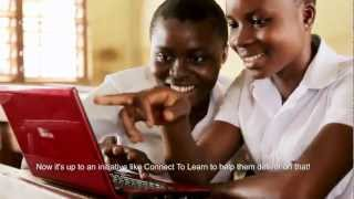 Connect To Learn at Work in Ghana Secondary Schools, 2011