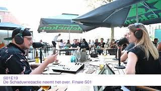 S01E19 | De Schaduwredactie neemt het over. Finale seizoen 1