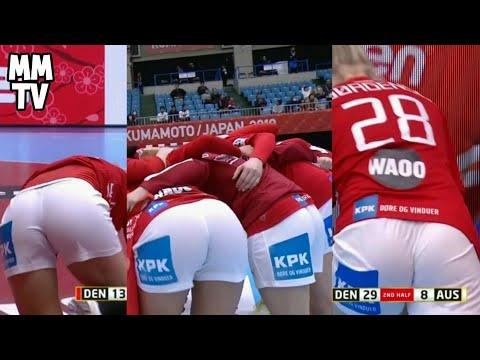 Danish Handball Babes