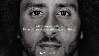 Colin Kaepernick to be the face of Nike's 'Just Do It' campaign