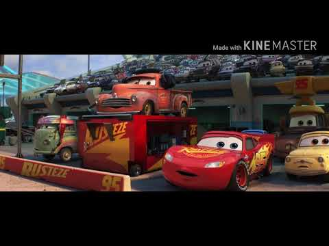 Cars 3-I like to move it move it