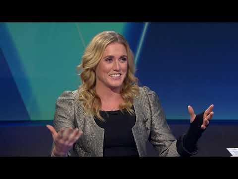 Gold medalist  Sally Pearson | The Weekly