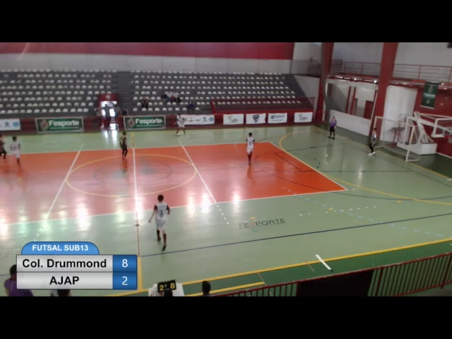 COPA DO BRASIL DE FUTSAL - GINÁSIO SAUL OLIVEIRA - 14 DEZ