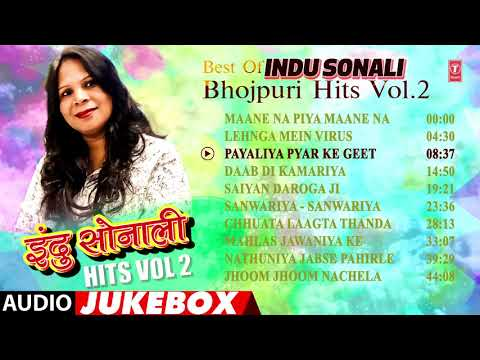 BEST OF INDU SONALI BHOJPURI HITS Vol.2 | BHOJPURI AUDIO SONGS JUKEBOX |T-Series HamaarBhojpuri