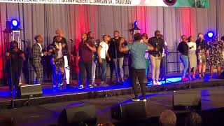 "Vincent Bohanan & SOV @Gospel Music Workshop of America (GMWA) Atlanta 2018 ""Pentecostal Power"""