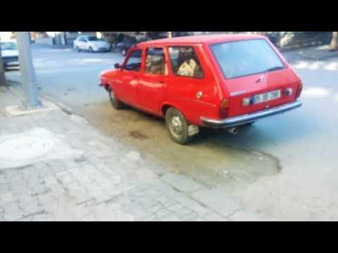 Renault 12 ıslık Egzoz Aragaz