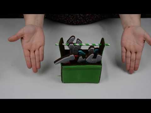 Caja De Herramientas De Galletas La Guinda Florinda Youtube