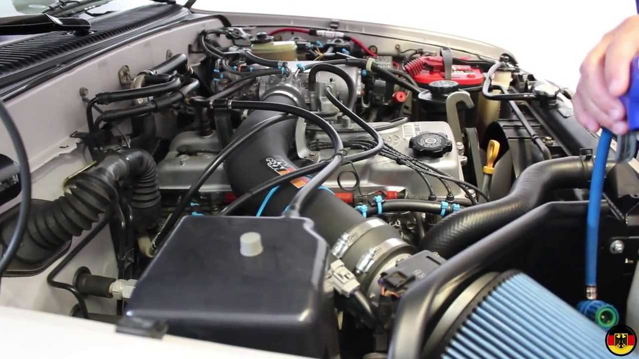 How To Check And Recharge Your Cars Ac General Guide Youtube 1997 Rav4 A C Compressor Wiring Diagram