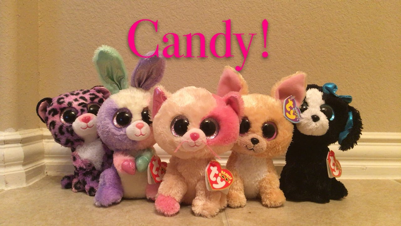 412ffcaa5cb Beanie Boo s  Candy! - YouTube