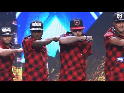 Arabs Got Talent - تونس - الجزائر - المغرب - Very Bad Team