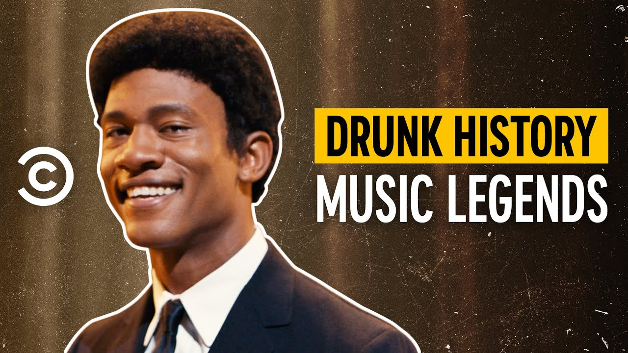 Music Legends - Drunk History