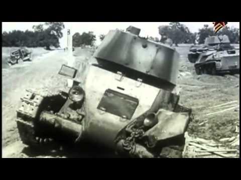 Танковые войска, История, 1-я часть. Вторая Мировая Война, основные участники - СССР, Германия