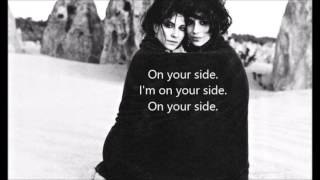 The Veronicas-  On Your Side (Lyrics).