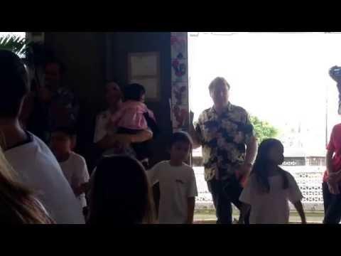 2014 May Day Haili Christian School 2
