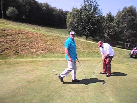 Braemar Golf Club....Finlay Doig is in birdie country...