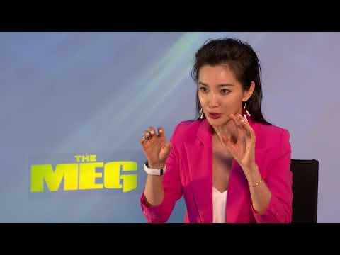 The Meg : Chinese Actress Bingbing Li On Working with Jason Statham