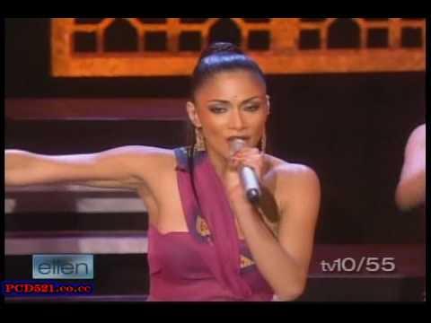 Pussycat Dolls - Jai Ho (Live @ The Ellen Degeneres Show 4/20/09)