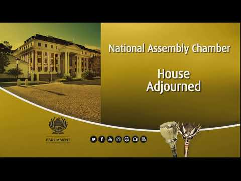 Resumption of debate on Vote 1: The Presidency (Reply by the President), 18 July 2019