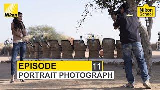 New Nikon School D-SLR Tutorials - Portrait - Episode 11