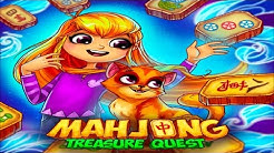 Mahjong Treasure Quest - By VIZOR INTERACTIVE - Puzzle - Google Play