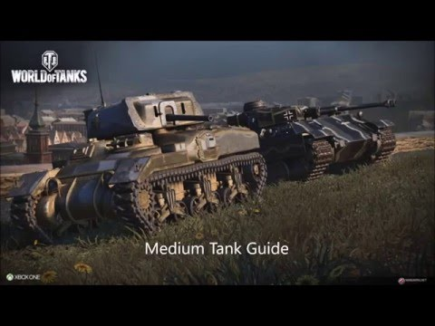 World of Tanks Newb Intro: Ep. 10, Medium Tank Guide