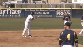 Monmouth Baseball vs. Quinnipiac Highlights