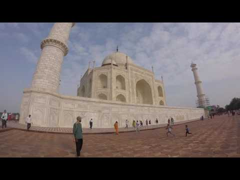GoPro Delhi, Agra & Varanasi Travels
