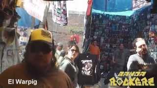 """BANDA ROCKERA NOTICIAS: El Warpig """"Lost Acapulco"""""""