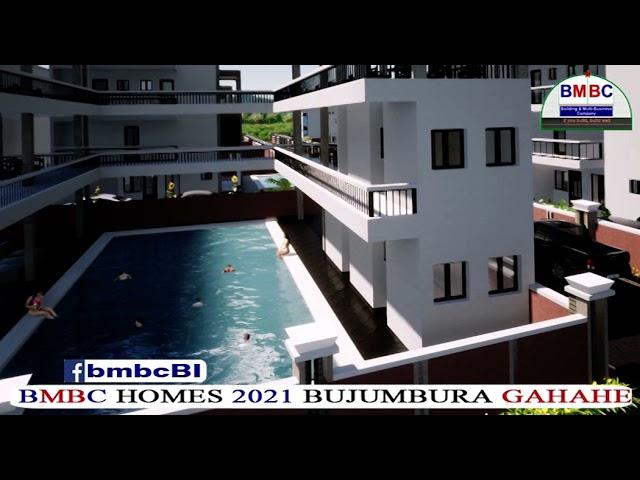 Vidéo d'ensemble 2 . BMBC HOMES 2021 BUJUMBURA GAHAHE