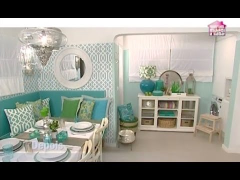 querido mudei a casa epis dio 1913 youtube. Black Bedroom Furniture Sets. Home Design Ideas