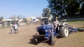 New Holland 3630 vs Farmtrac 60 competition (Dera Baba Nanak) Guru Tractors, Batala