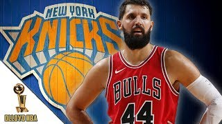 New York Knicks Interested In Trading For Nikola Mirotic!!! Should The Chicago Bulls Trade Him?