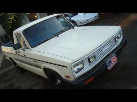 1984 Mazda B2000 Truck Youtube