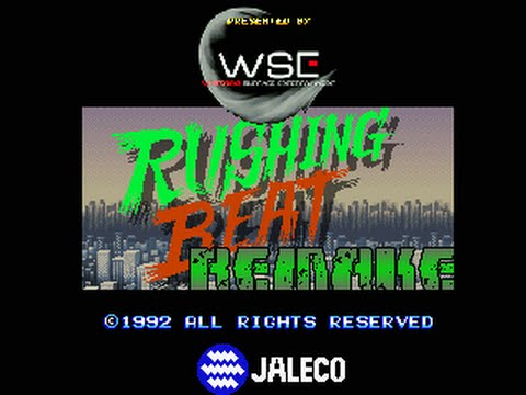 SORmaker mod: Rushing Beat Remake for v5.1 WIP Mania Longplay
