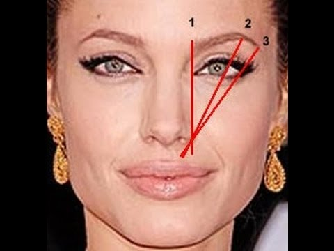 tutorial how to draw perfect eyebrows for dragqueens youtube