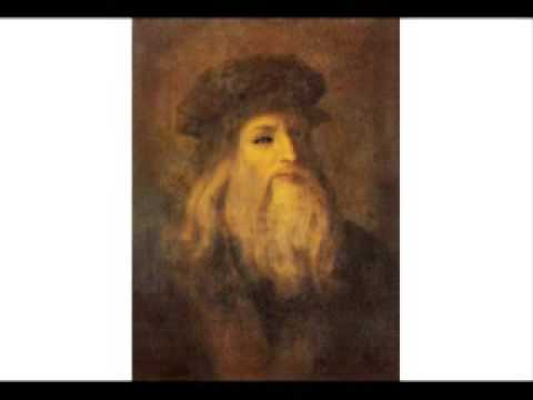An interview with Leonardo Da Vinci about cats.