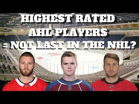 CAN THE HIGHEST RATED AHL PLAYERS NOT FINISH LAST IN THE NHL? | NHL 18 | ARCADE REGIMENT