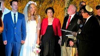 Свадьба в Израиле. Хупа и танцы! Укороченная версия.